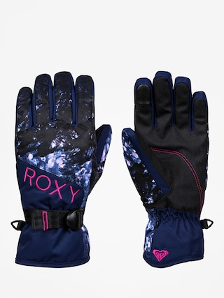 Ru0119kawice Roxy Jetty Gloves Wmn (sparkles)