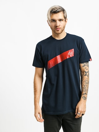 T-shirt Es Script Stripe (navy)