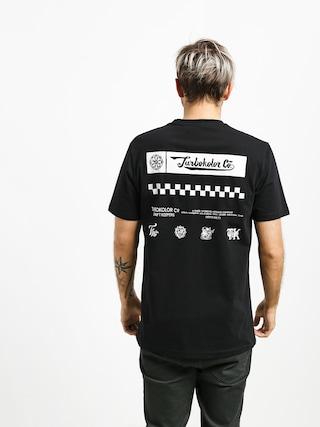 T-shirt Turbokolor End Line (black)