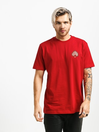 T-shirt Turbokolor Love (red)