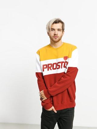 Bluza Prosto Lay (yellow/bordo)