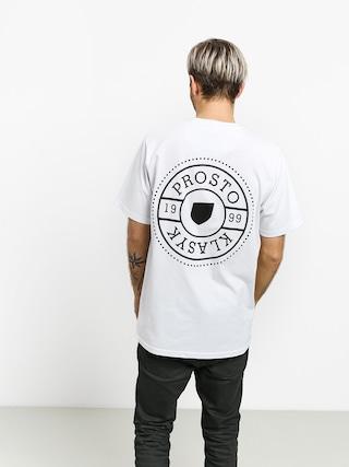 T-shirt Prosto Tyre (white)