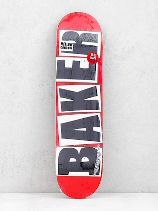 Deck Baker Brand Logo (red/black)