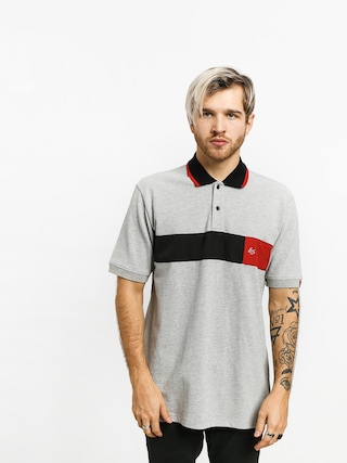 Polo Es Mitga (grey/heather)