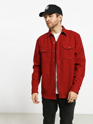 Koszula Emerica Nicholson Wool Shirt (red)