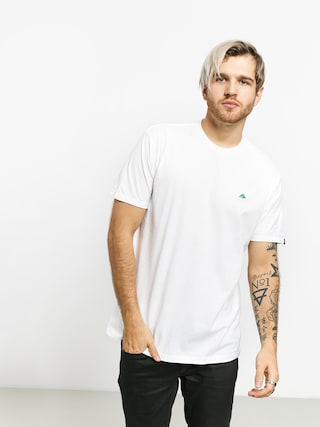 T-shirt Emerica Triangle Staple (white)