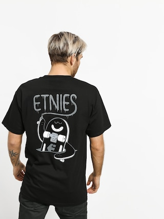 T-shirt Etnies Phil Morgan Skate Tag (black)