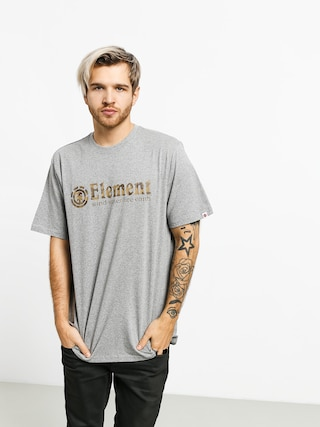 T-shirt Element Scope (grey heather)