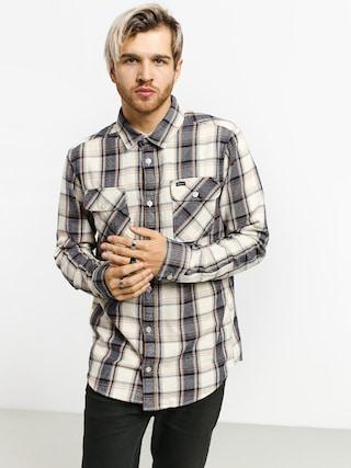 Koszula RVCA Thatll Work Flannel (silver bleach)