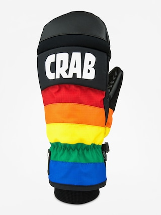 Ru0119kawice Crab Grab Punch Mitt (rainbow)
