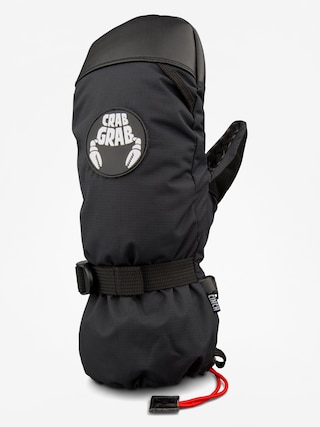 Ru0119kawice Crab Grab Cinch Mitt (black)