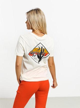 T-shirt Fox Mojave Wmn (bne)