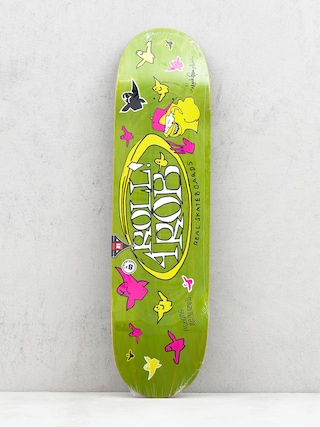 Deck Real Roll 4 Rob By Gonz II (green)