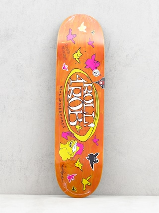 Deck Real Roll 4 Rob By Gonz II (orange)