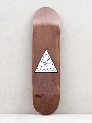 Deck Youth Skateboards Triangle Logo (brown)
