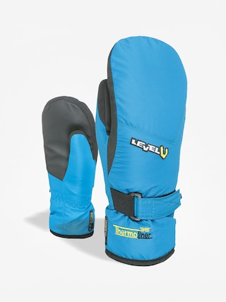 Ru0119kawice Level Junior Mitt (light blue)