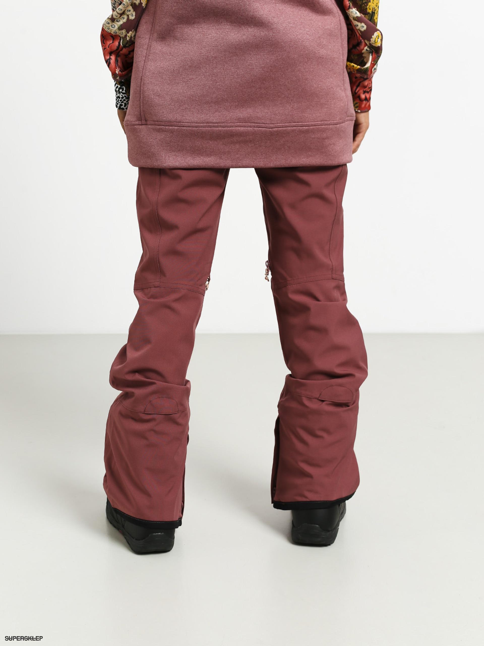 snowboard spodnie damskie