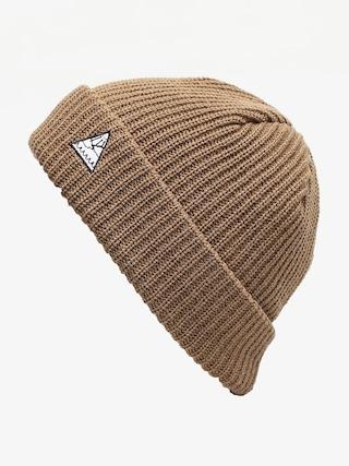 Czapka zimowa Youth Skateboards Triangle Logo (coffee)