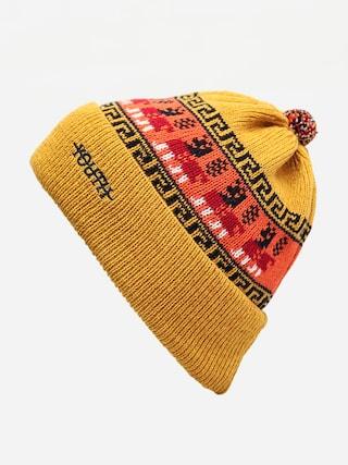 Czapka zimowa Youth Skateboards Inka (mustard)