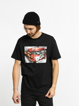T-shirt DGK Loaded (black)