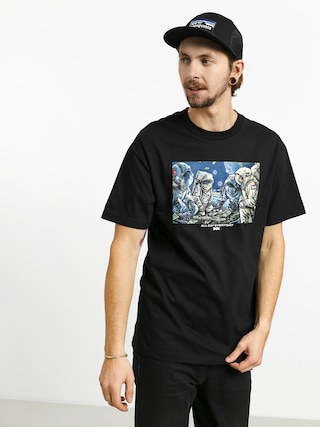 T-shirt DGK Space Games (black)