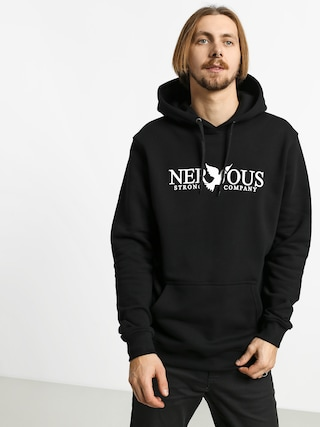 Bluza z kapturem Nervous Cls HD (black)
