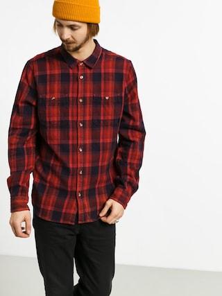 Koszula Etnies Ruskin Flannel (red/navy)