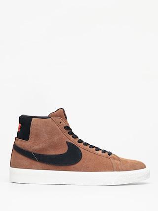 Buty Nike SB Zoom Blazer Mid (lt british tan/black)