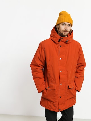 Kurtka Carhartt WIP Tropper Parka (brick orange)
