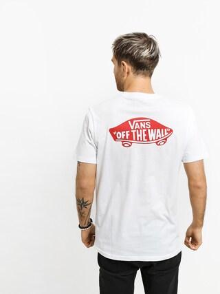 T-shirt Vans Otw Classic (white/hibiscus)