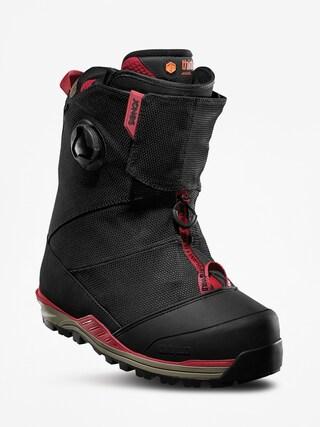 Buty snowboardowe ThirtyTwo Jones Mtb (black/tan/red)