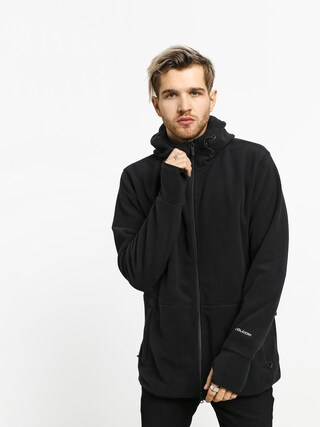 Bluza z kapturem Volcom Polartec Fleece HD (blk)