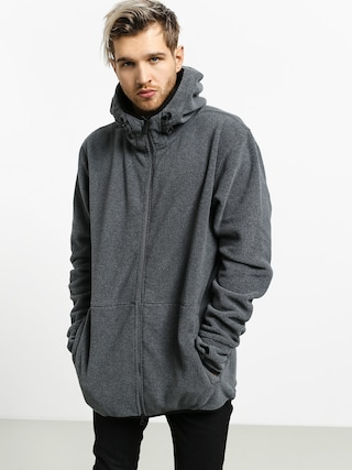 Bluza z kapturem Volcom Polartec Fleece HD (hgr)