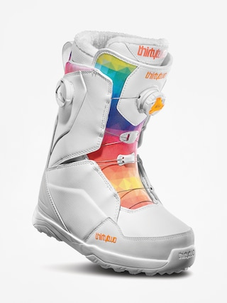 Buty snowboardowe ThirtyTwo Lashed Double Boa Wmn (white)
