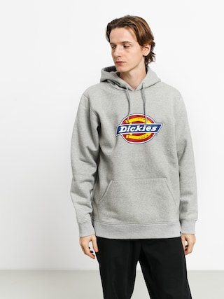 Bluza z kapturem Dickies San Antonio HD (grey melange)
