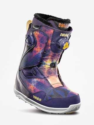 Buty snowboardowe ThirtyTwo Tm 2 Double Boa Wmn (purple)