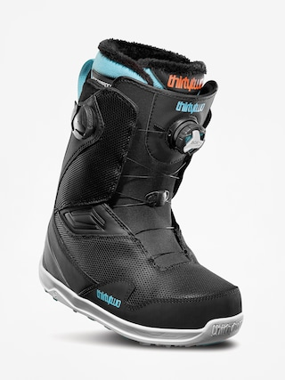 Buty snowboardowe ThirtyTwo Tm 2 Double Boa Wmn (black/blue/white)