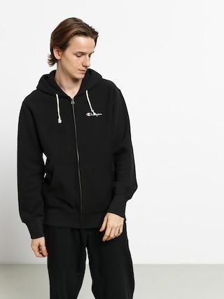 Bluza z kapturem Champion Reverse Weave Hooded Full Zip LCL ZHD (nbk)