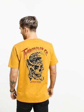 T-shirt Turbokolor Wave (sand)