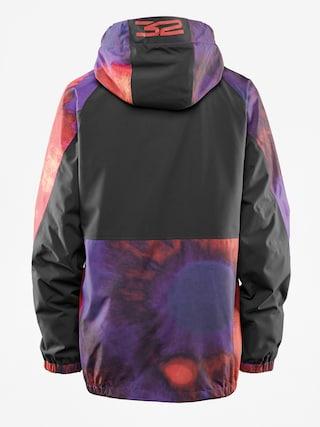 Kurtka snowboardowa ThirtyTwo Mullair (black/purple)