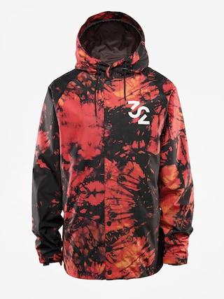 Kurtka snowboardowa ThirtyTwo Grasser (red/black)