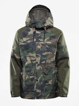 Kurtka snowboardowa ThirtyTwo Desiree Wmn (camo)