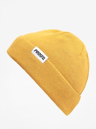 Czapka zimowa Prosto Manh (yellow)