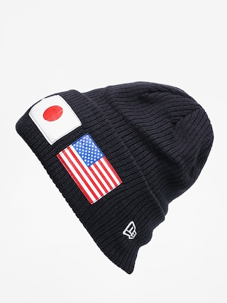 Czapka zimowa New Era Flag Watch Knit (navy)