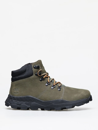 Buty zimowe Timberland Brooklyn Hiker (dark green nubuck)