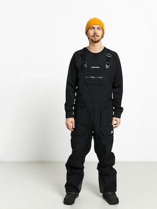 Spodnie snowboardowe Volcom Rain Gore Bib Overall (blk)