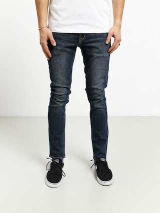 Spodnie Volcom 2X4 Denim (medium blue wash)