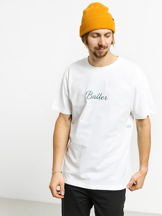 T-shirt K1x Baller Stitch (white)
