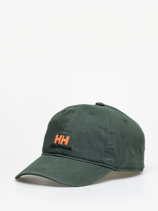 Czapka z daszkiem Helly Hansen Dad Cap ZD (mountain green)
