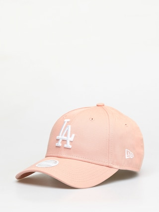 Czapka z daszkiem New Era League Essential 9Forty La Dodgers ZD Wmn (blush sky)